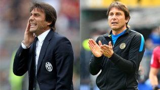 Dall'Arezzo all'Inter: gli addii di Conte tra successi e divergenze coi club