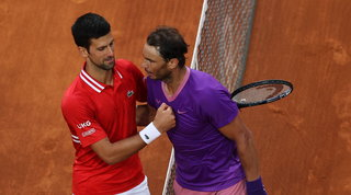 Roland Garros:Djokovic, Nadal e Federernella parte altadel tabellone