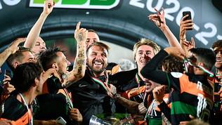 Festa Venezia: in Serie A dopo 19 anni