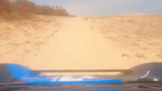 Ecco il tracciato della gara di Dakar: sabbia e polvere per i Suv elettrici