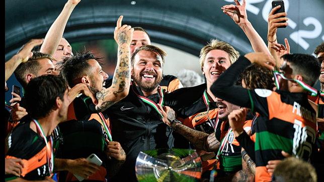 Pari col Cittadella, Bocalon riporta il Venezia in Serie A