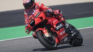 Bagnaiabatte Marquez: il record al Mugello è italiano