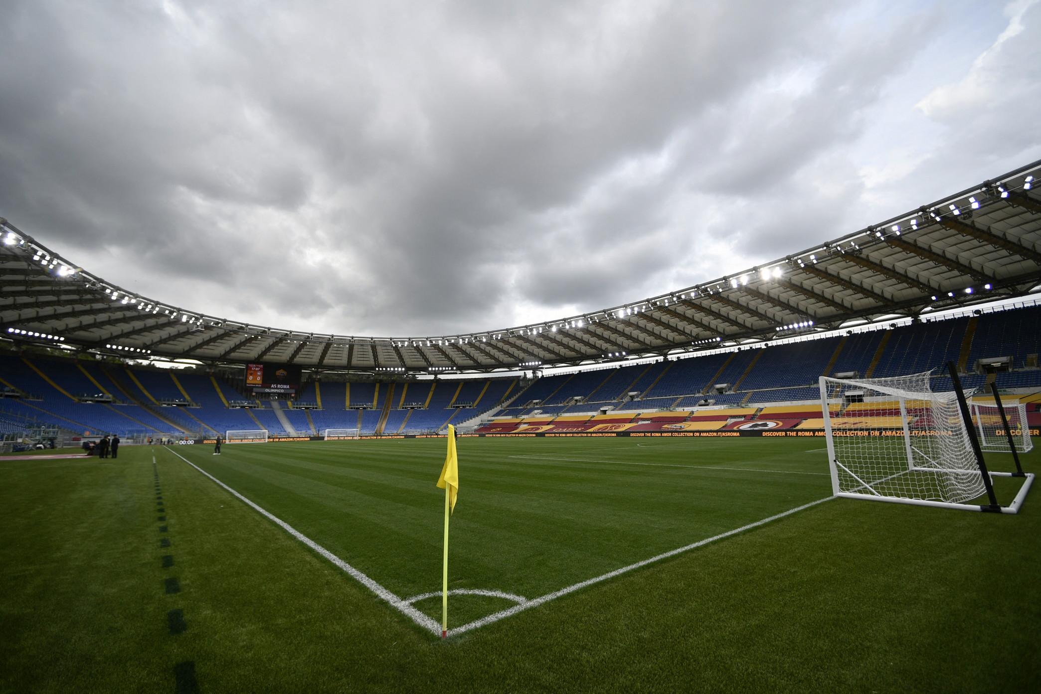 Roma, stadio Olimpico di Roma