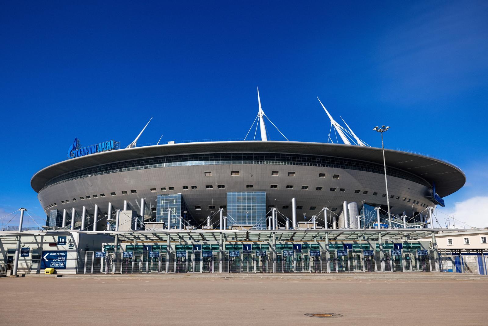 San Pietroburgo - Saint Petersburg Stadium