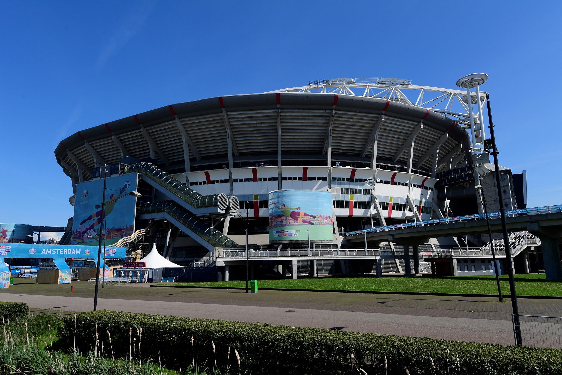 Amsterdam - Johann Cruijff Arena