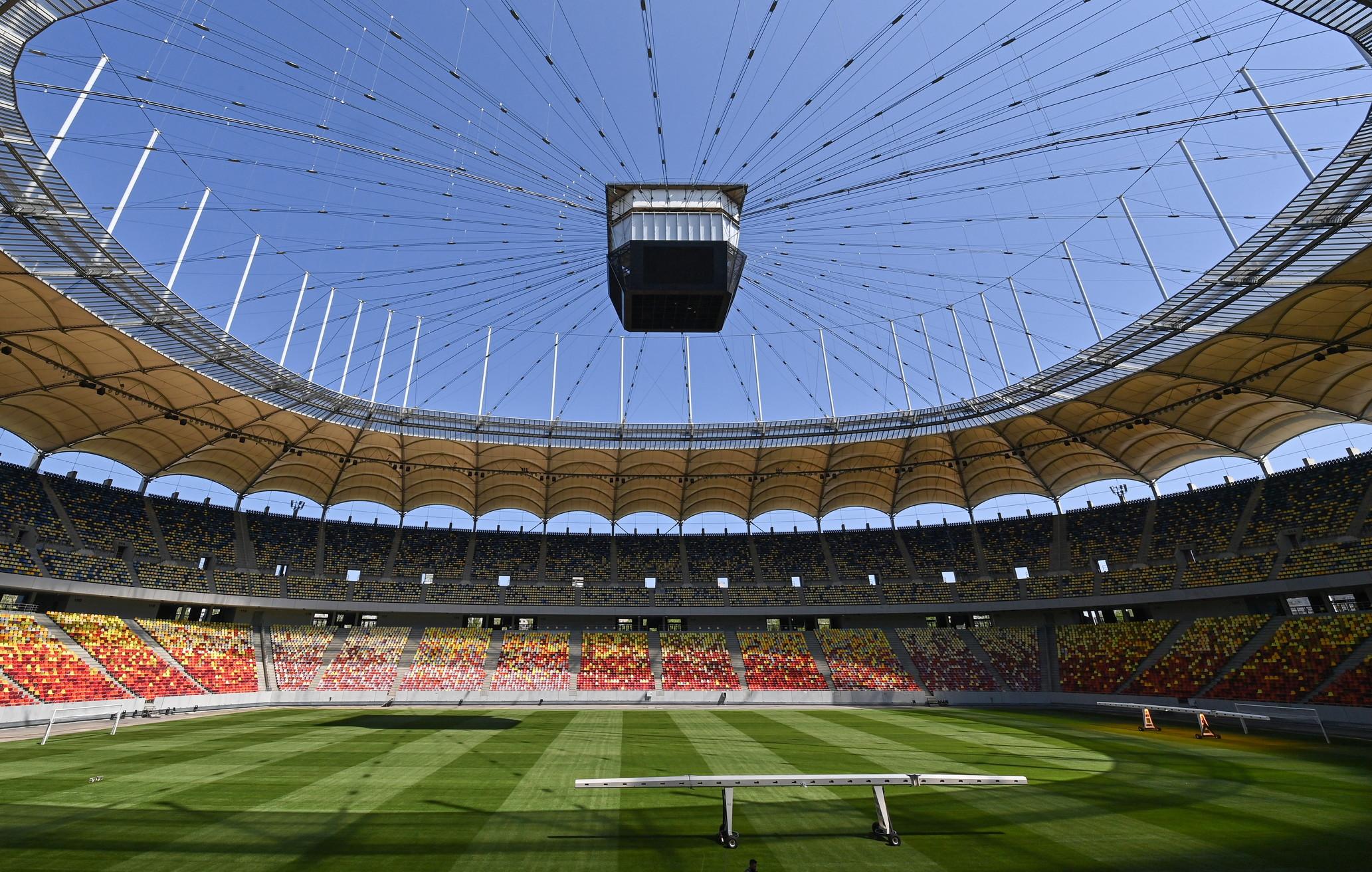 Bucarest - National Arena Bucharest