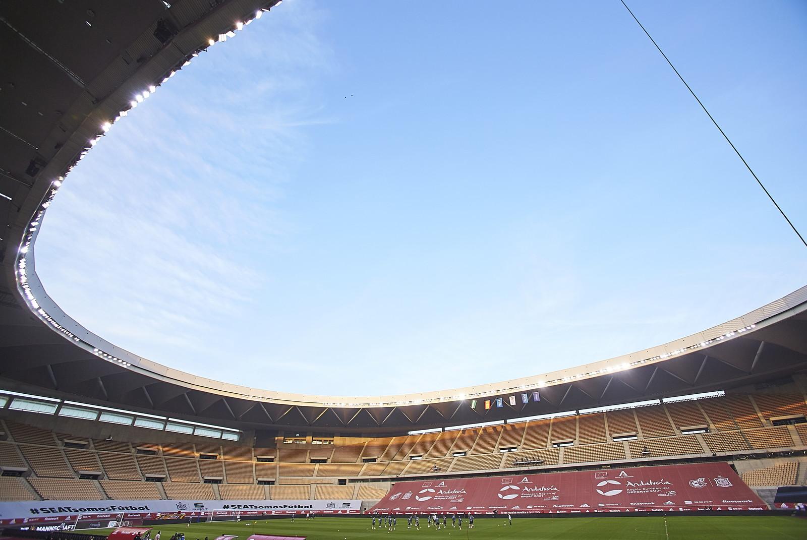 Siviglia - Stadio Cartuja Sevilla