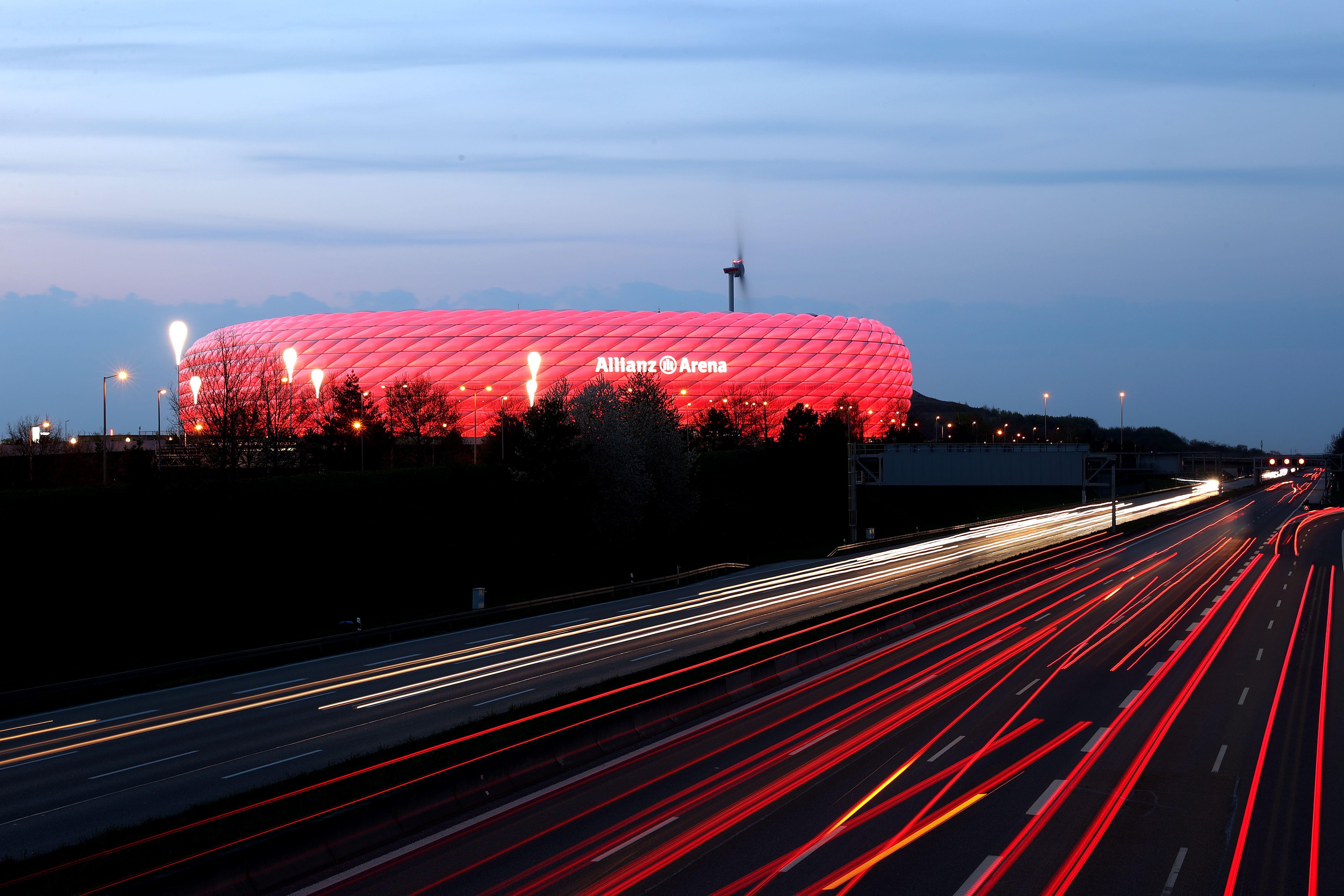 Monaco - Football Arena Munich