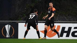 Europa League, cinque giocatori della Roma nella squadra dell'anno