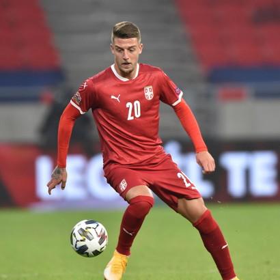 Milinkovic-Savic (la Serbia non è qualificata)