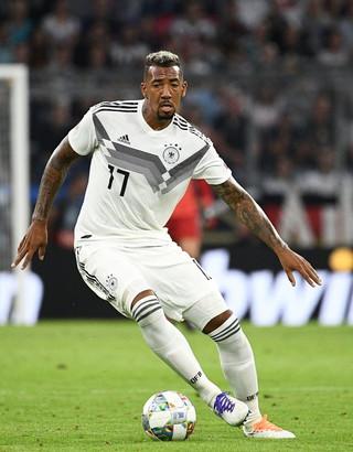 Jerome Boateng (non convocato dalla Germania)