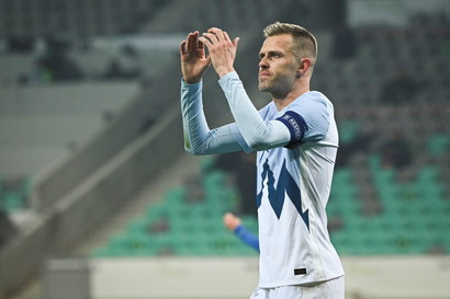Josip Ilicic (la Slovenia non è qualificata)
