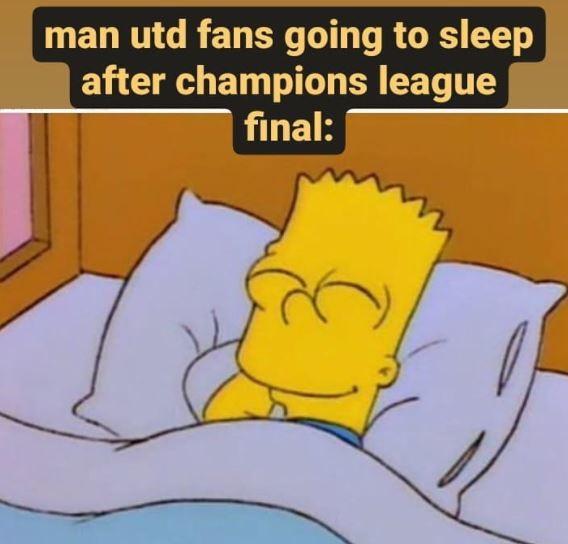 I tifosi dello United possono andare a dormire sereni dopo la finale di Champions