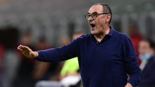 Sarri parlacon lo staff dell'opzione Lazio. E lunedì incontra Lotito