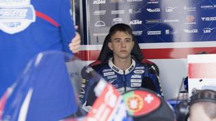 Incidente Dupasquier: il team Pruestele Luthirinunciano al GP