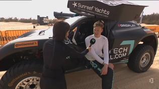 Extreme E: intervista a Rosberg