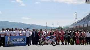 "La MotoGP onora Dupasquier: ""Sempre nei nostri cuori"""