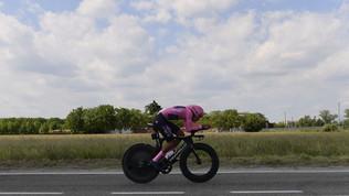 Bernalrosa, il Giro è tuo! Gannaimbattibile contro il tempo