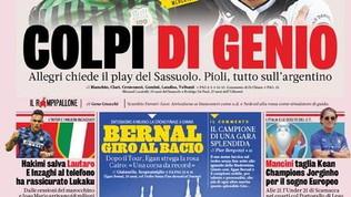 I giornali del 31 maggio. La rassegna stampa