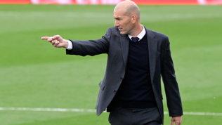 "Zidane: ""Via dal Real perché manca fiducia. Serviva più memoria"""