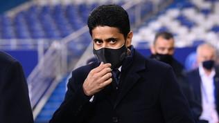 """Al-Khelaifi: """"La Super League non faceva gli interessi del calcio"""""""