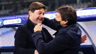 """Pochettino vuole andar via? Leonardo non ci sta: """"Ha 2 anni di contratto"""""""