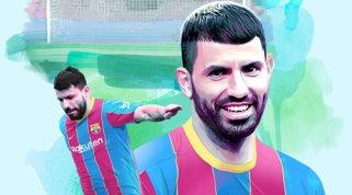 """Barça-Agüero, ufficiale: contratto fino al 2023. """"Il miglior club al mondo"""""""