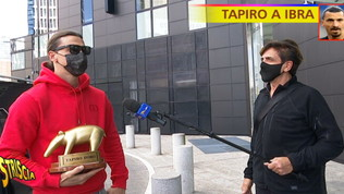 "Niente Europei, Ibra è 'attapirato': ""Bene Icardi al Milan"""