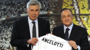 Real, tocca ancora ad Ancelotti? Carlo Magno  tenta Florentino Perez