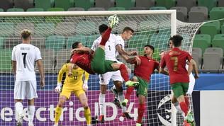 Il cuore non basta, Italia eliminata dal Portogallo ai supplementari