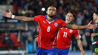 """Vidal è positivo al Covid, ricoverato: """"Mi riprenderò presto"""""""
