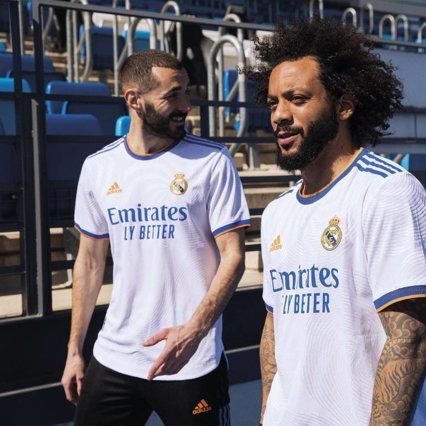 Real Madrid, la nuova maglia per la stagione 2021/22 | Foto ...