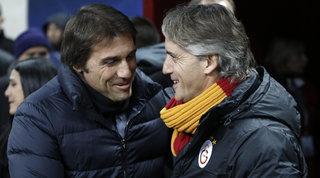 """Conte, messaggio a Mancini: """"Ti auguro di fare meglio di me"""""""