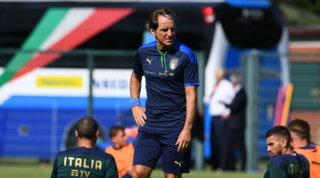 Ecco l'Italia per l'Europeo: c'è Raspadori, out Mancini, Pessina e Politano