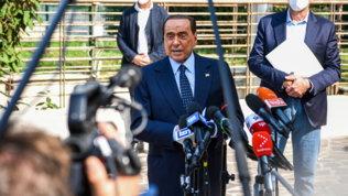 """Berlusconi: """"L'obiettivo del Monza la Serie A. Complimenti a Inter e Milan"""""""