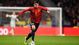 """Morata: """"Non so dove giocherò, sto bene anche a Madrid"""""""