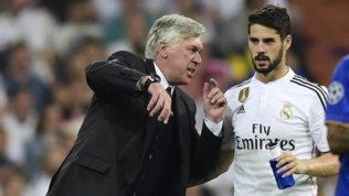Le prime tre missioni di Ancelotti: Mbappé, Sergio Ramos e Isco