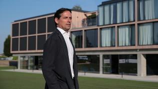 Inter, primo giorno nerazzurro per Simone Inzaghi