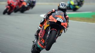 MotoGP, le immagini dal Montmelò