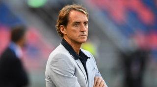 """Mancini soddisfatto: """"Quello che volevo vedere, gara di buon auspicio"""""""