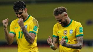 Il Brasile fa cinque su cinque ma è polemica per la Coppa America