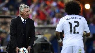 """Ancelotti:""""Sento la responsabilità e un forte entusiasmo,darò il massimo"""""""