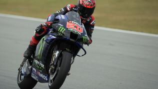Quartararo mette la quinta, pole davanti alle Ducati