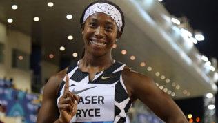 FulmineFraser-Pryce, è la seconda donna più veloce al mondo