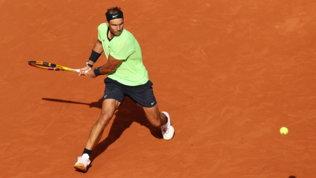 Roland Garros: Djokovic agli ottavi contro Musetti, per Sinner c'è Nadal