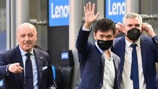 """Parla Zhang: """"Sarà difficile rivincere lo scudetto. Obiettivo Champions"""""""