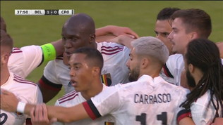 Lukaku-gol, il Belgio batte la Croazia