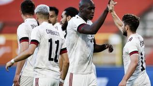 Lukaku stende la Croazia | Inghilterra di misura | Olanda e Danimarca ok