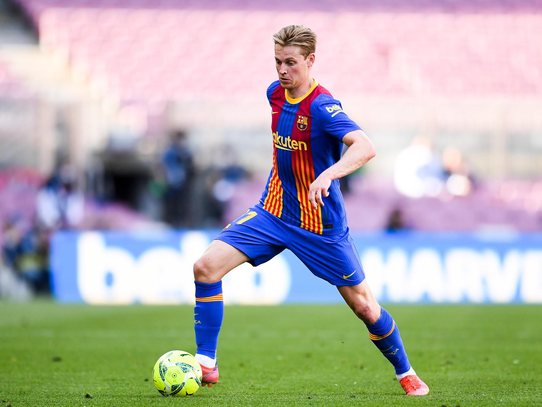 6) De Jong, Barcellona: 138,7 milioni di euro