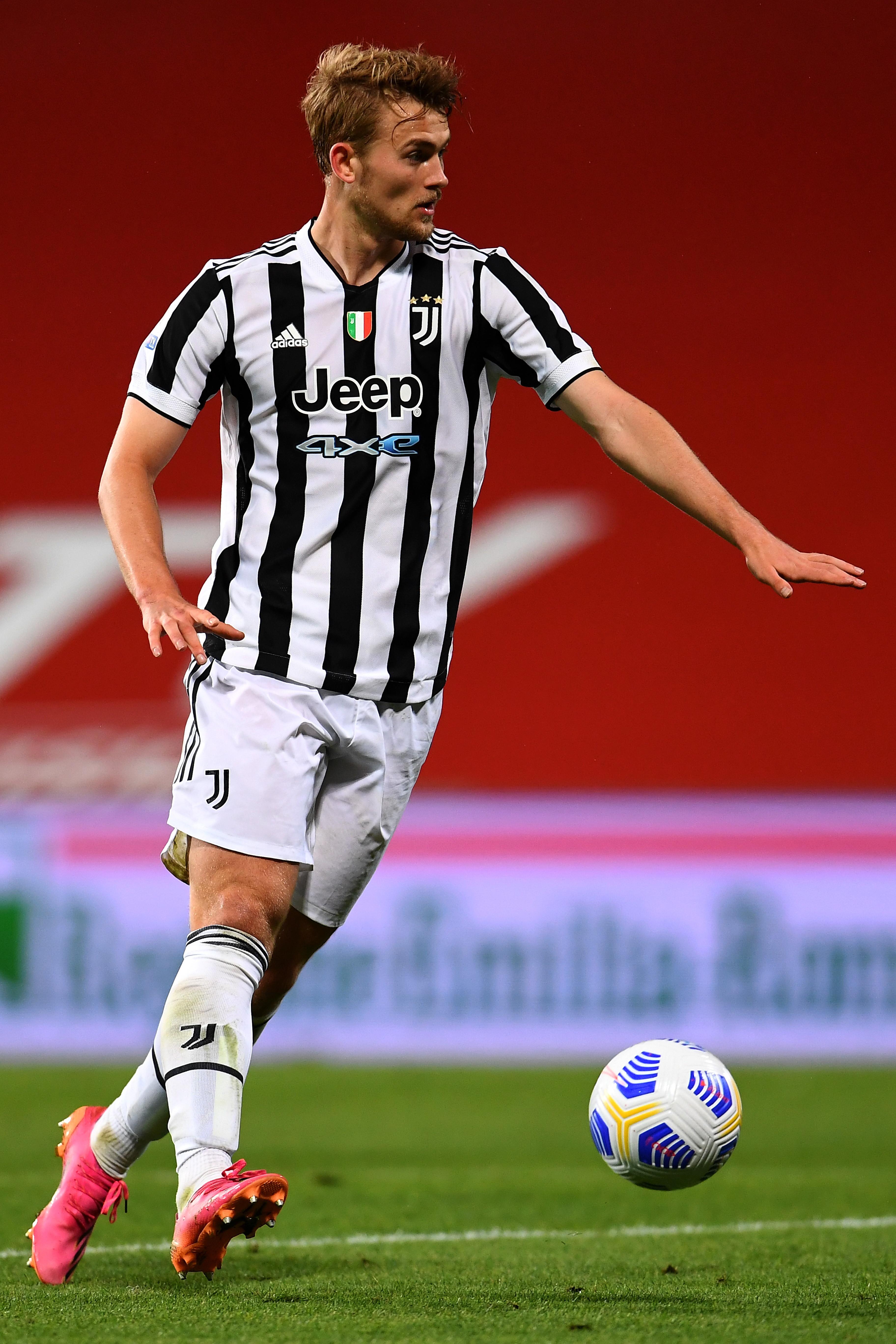 28) De Ligt, Juventus: 89 milioni di euro